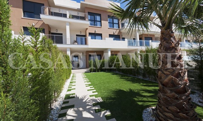 Casas Manuel Ground Floor Apartments Close To La Zenia Boulevard Villamartin Los Dolses
