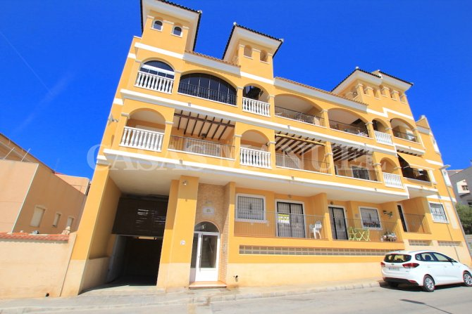 Bargain Benijofar village Apartment