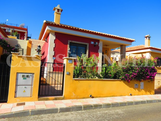 Immaculate 3 Bed Villa in Bigastro