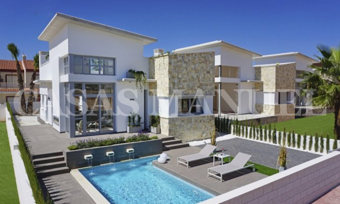 New Built Villa in doña Pepa