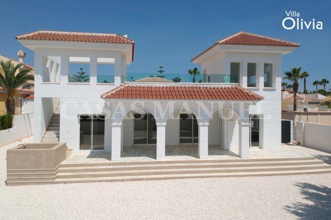 Superb Villa in Doña Pepa