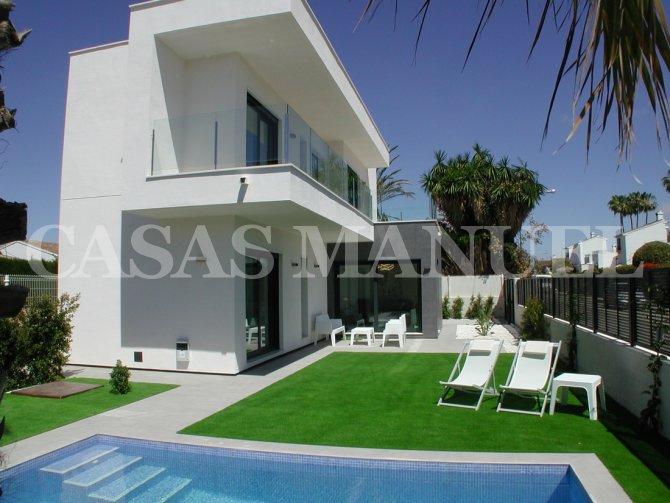New Build Properties in Mar Menor