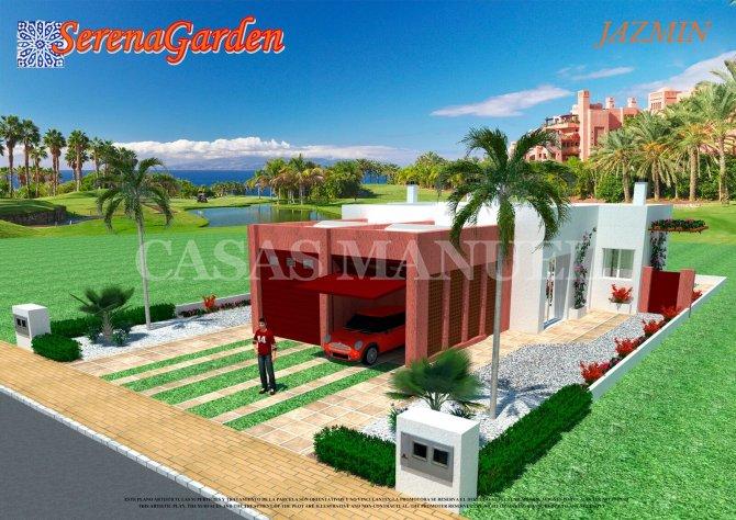 Semi detached New Build Villas