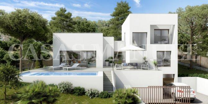 Luxury New Build Villas Las Colinas Golf