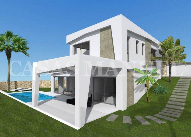New Build Properties in Daya Nueva