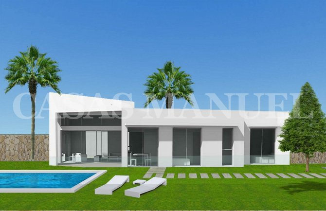 Luxury New Build Villas in Daya Nueva