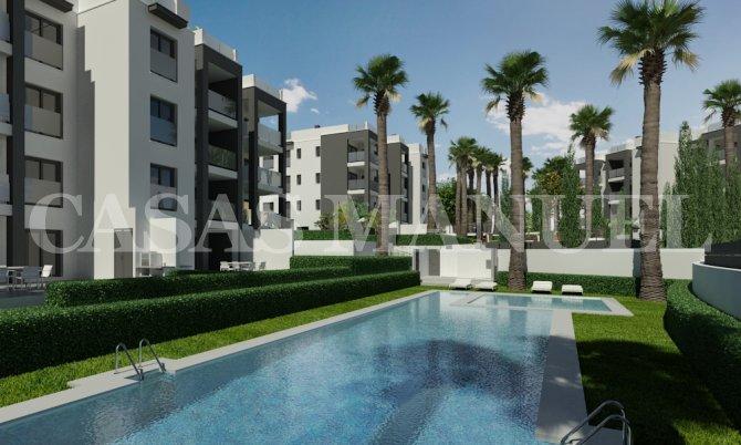 Luxury New Build Apartments Villamartin