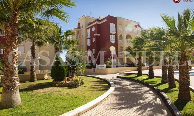 New Build Apartments in Los Alcazeres