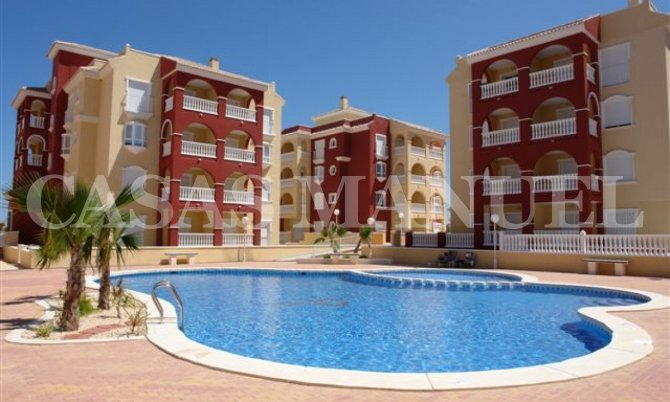 New Build Apartments in Los Alcazeres