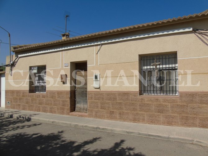 Spanish Townhouse in Almoradí
