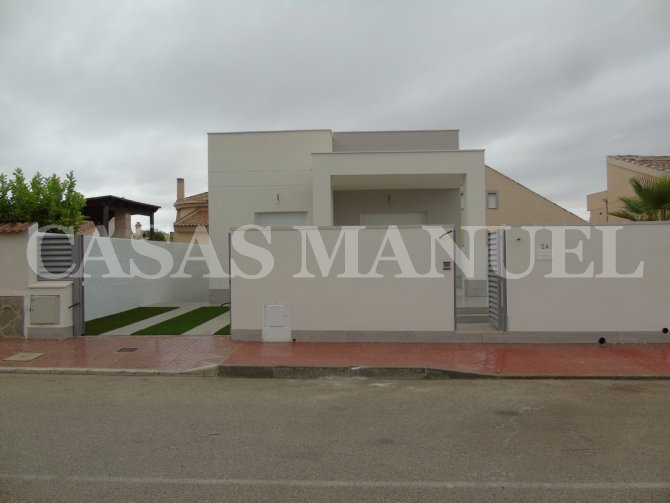 New Build Villa in Benimar II
