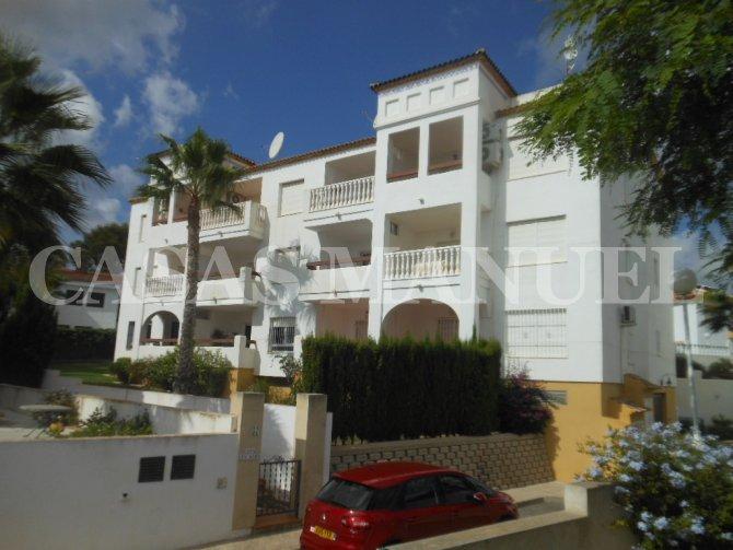 Las Violetas Apartment in Villamartin
