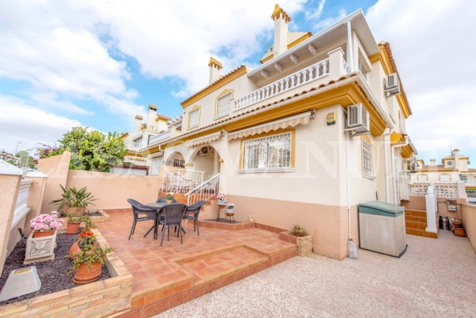 Beautiful playa Flamenca Corner plot Quad