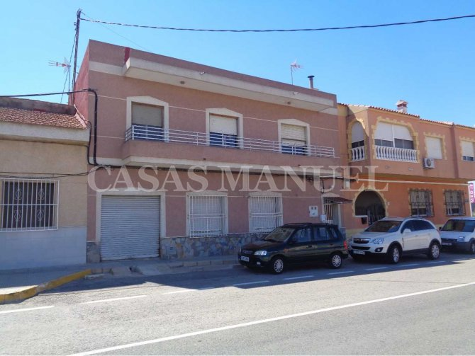 Ground Floor Apartment in Benijofar Village