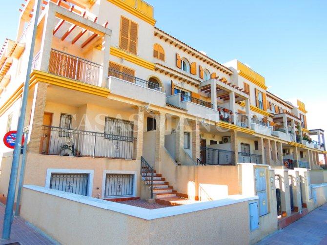 Spacious Duplex Apartment with Solarium
