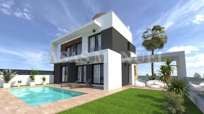 Luxury Villas in Lomas de Cabo Roig