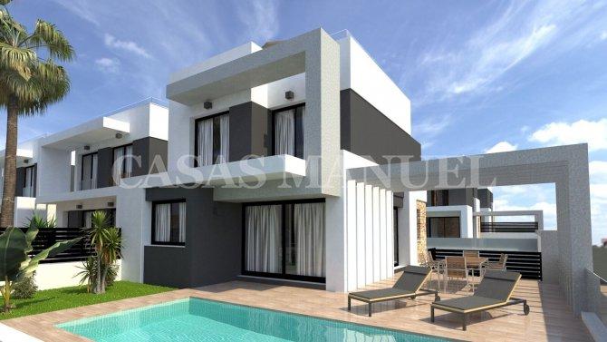 Luxury Link Detached Villas