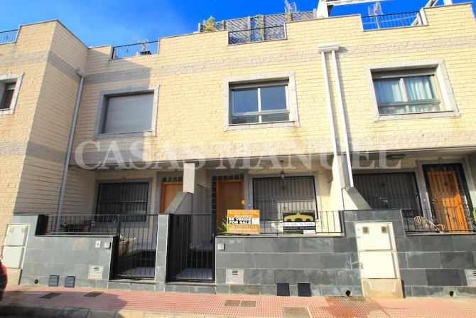 Contemporary 3 Bed Village Townhouse