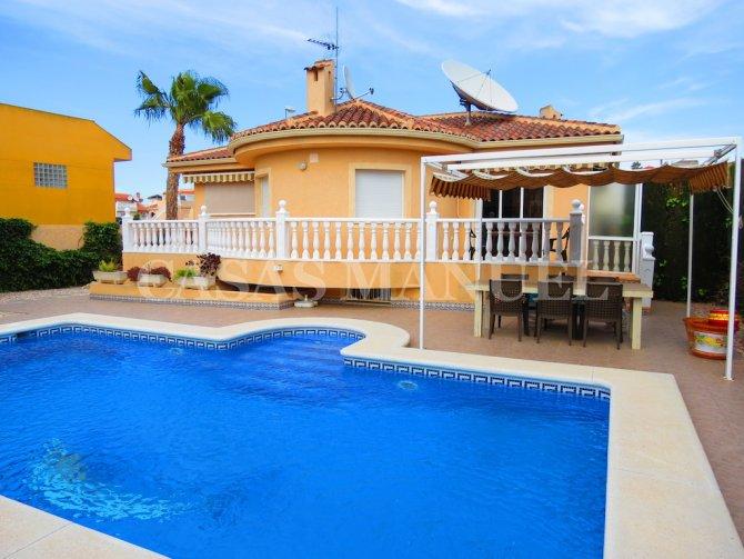Luxury 4 Bed Villa In Benimar