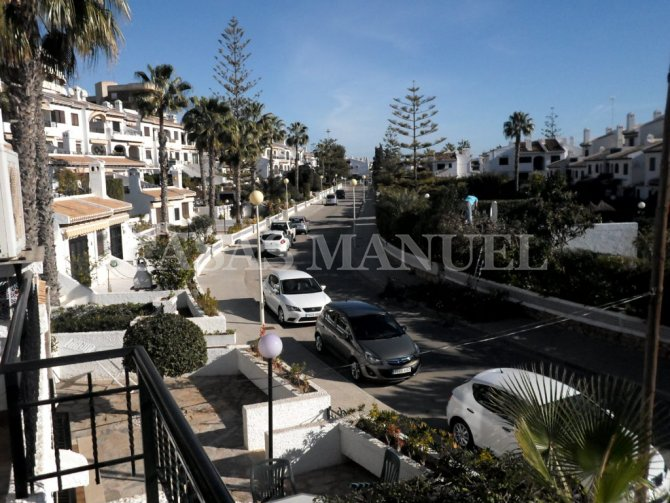 First Floor Beachside Apartment in Cabo Roig