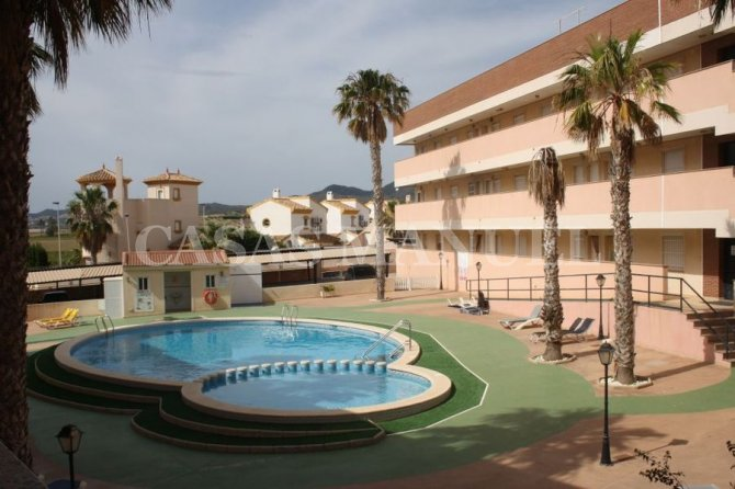 Lovely Apartment close to the beach in Los Nietos-Murcia