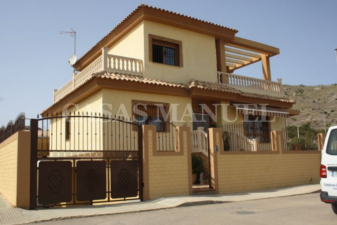 Wonderfull Villa in Estrecho de San Gines
