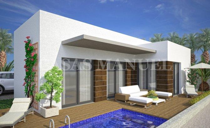 Stunning New Build Villa in Benijofar Village