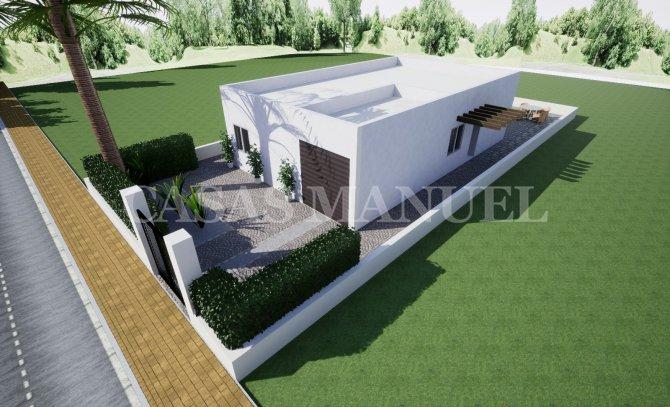 Detached Villa in Los Alcazares