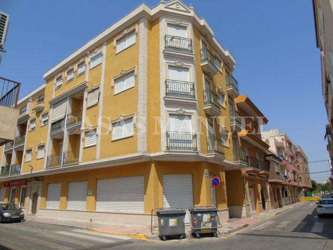 Top Floor Apartment in Rojales