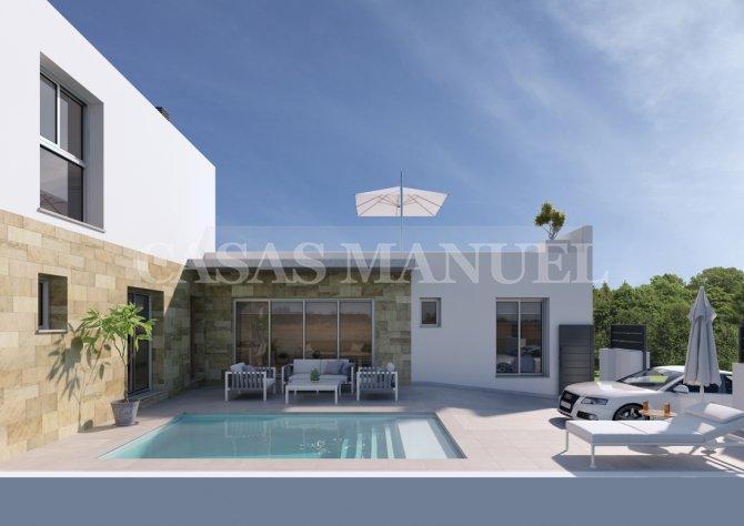 New Build Villas in Daya Vieja