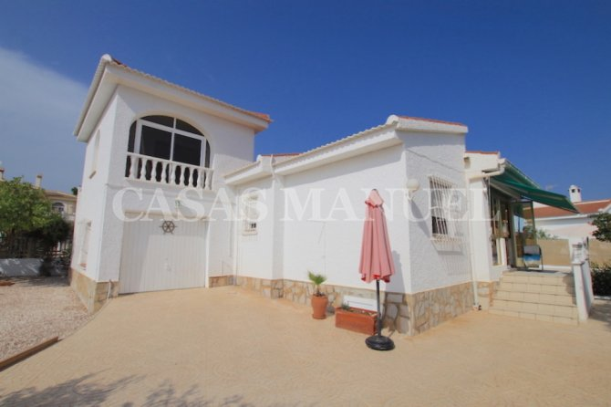2 Bed Villa with Separate Guest Apartment - Central Quesada