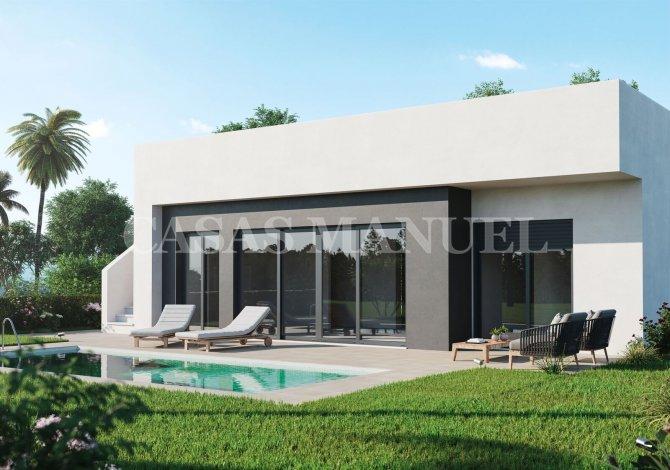 Detached Modern Villas in Condado de Alhama