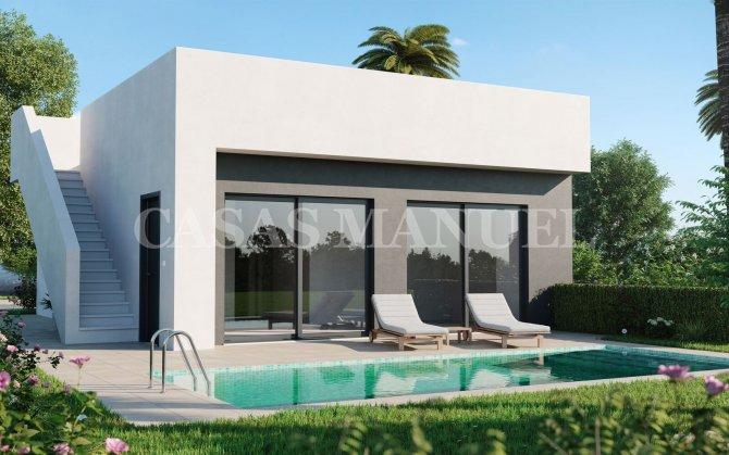 Modern Style Villas in Condado de Alhama
