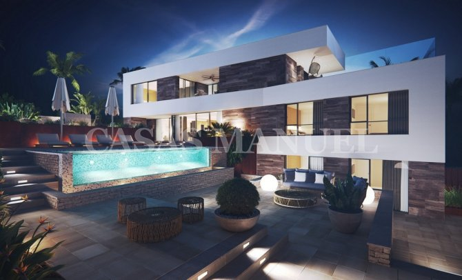 Luxury Villas in Cabo de Palos