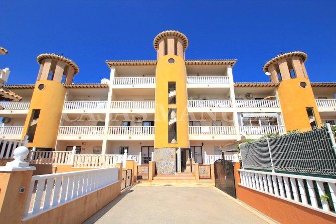South-Facing 1st Floor Playa Golf Apartment