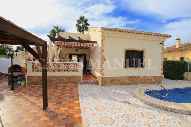 Luxury 3 Bed Villa-Fincas De La Vega