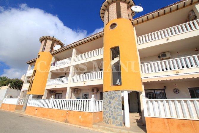 South-Facing Garden Apartment - Playa Golf II