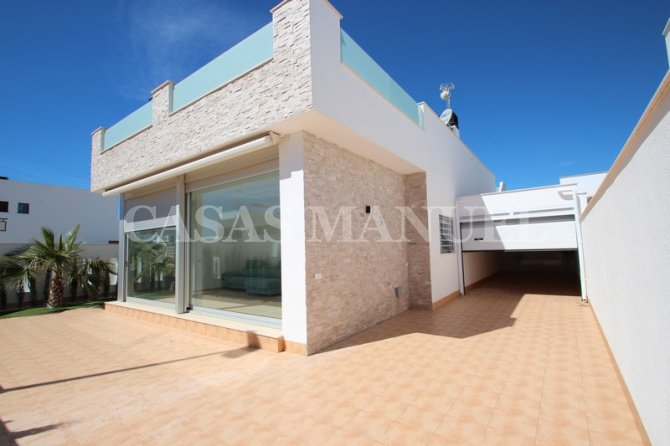 Stunning New Build Villa in Lo Pagan