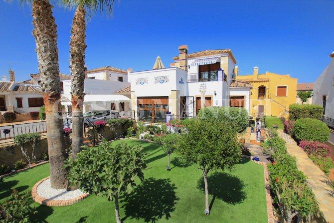 Luxury La Finca Golf Villa With Guest Annex