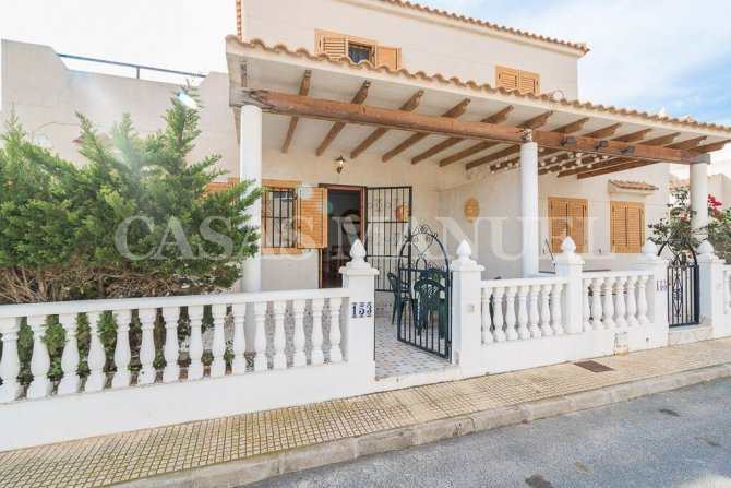 Central 3 Bed Quad in Playa Flamenca