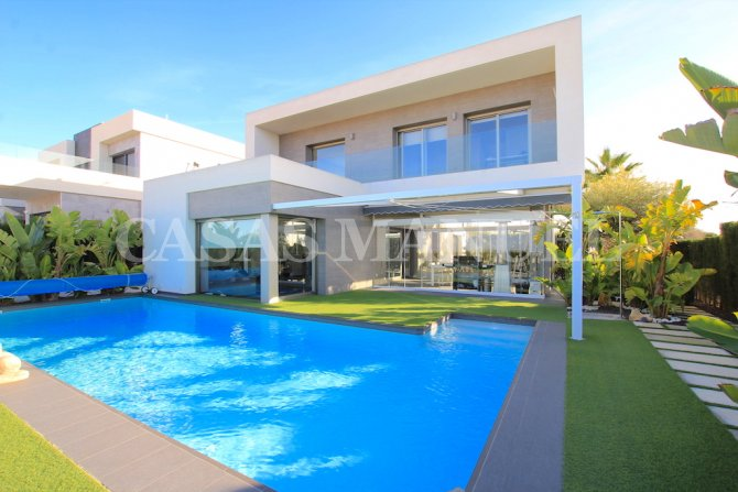 Luxury Villa With High Spec Interior - 550sqm Plot