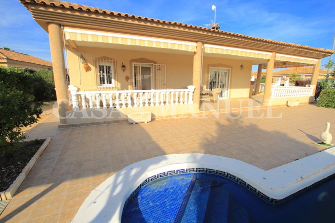 Spacious 3 Bed / 2 Bath Villa - Agua y Sol
