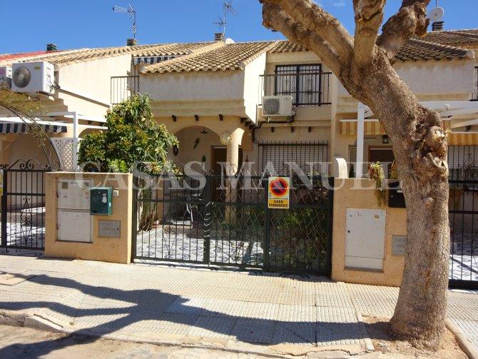 3 Bedroom Townhouse in Nueva Marbella Urbanization