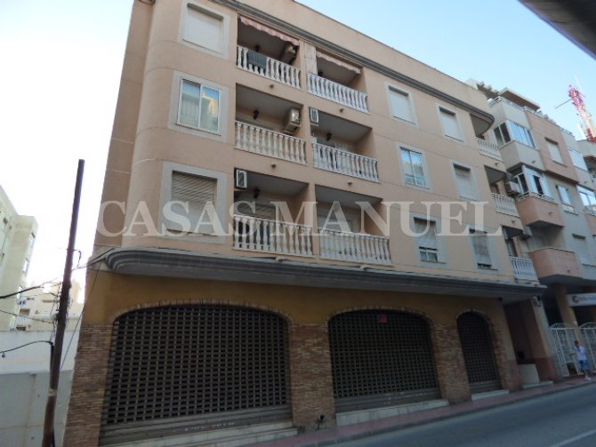 2 Bedroom Apartment in Playa del Cura, Torrevieja