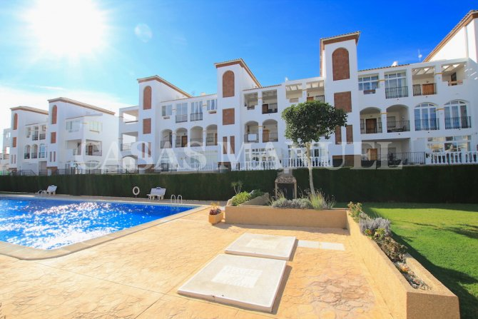 Immaculate Ground Floor Apartment With Pool Views