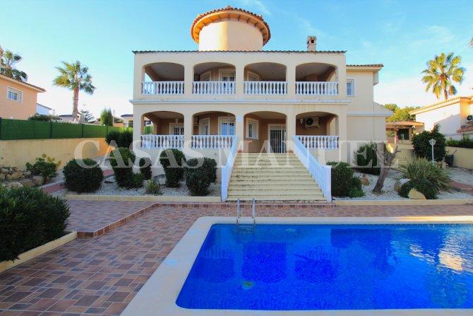 Luxury 4 Bed / 3 Bath Villa - Lomas De Juliana