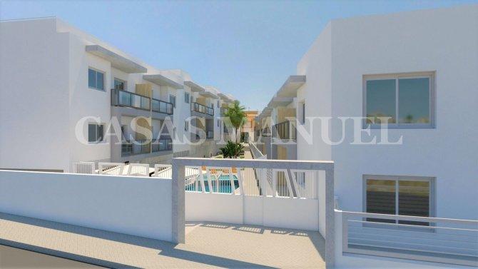 Top Floor Apartments in Benijofar Village
