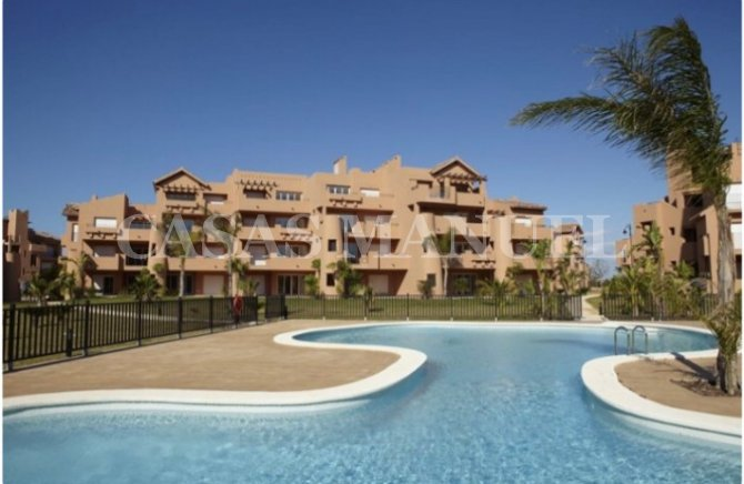 Superior Apartments in Mar Menor Golf