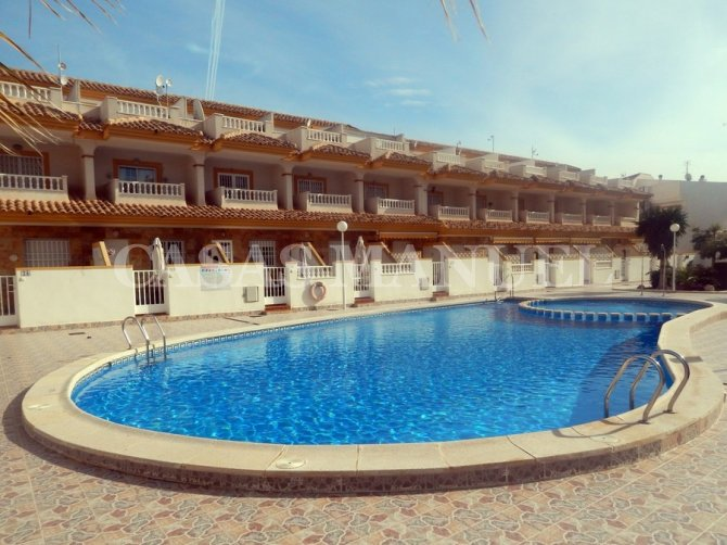 Wonderful 3 Bed Townhouse in Los Narejos