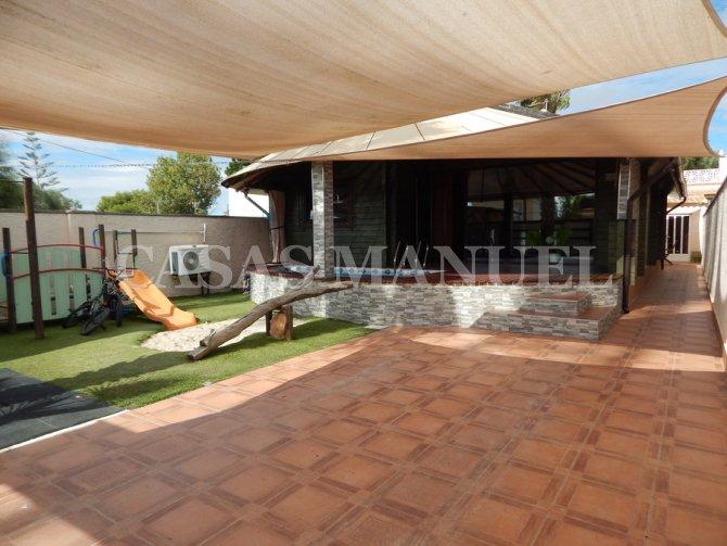Unique Eco-Villa on the outskirts of Los Alcazares